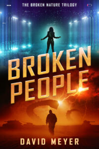 Broken People by David Meyer