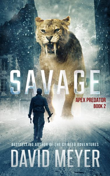 Savage by David Meyer